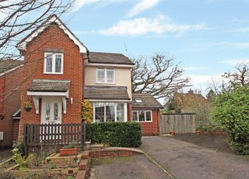 Thumbnail 4 bed detached house for sale in Todmore, Greatham, Liss