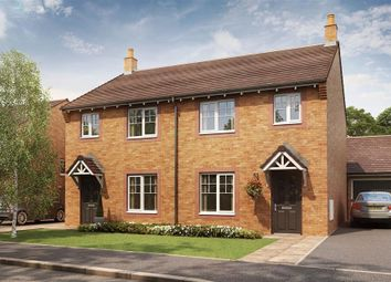 Thumbnail 3 bed semi-detached house for sale in Plot 187, The Gosford, Meadowbrook, Durranhill, Carlisle