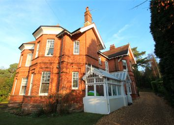 Thumbnail 2 bedroom flat to rent in West Overcliff Drive, Bournemouth, Dorset