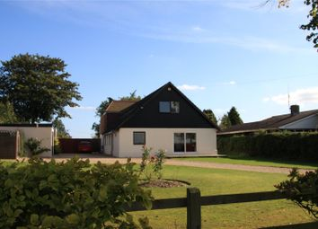 Thumbnail 5 bed detached bungalow for sale in Longwood Road, Owslebury, Winchester, Hampshire
