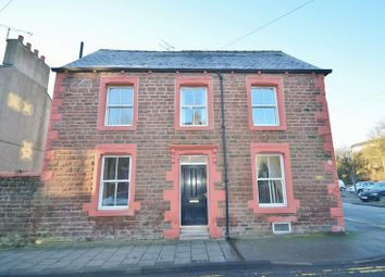 Thumbnail 4 bed end terrace house for sale in Station Street, Maryport
