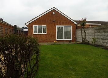 Thumbnail 3 bedroom detached bungalow for sale in Bagnall Street, Ocker Hill, Tipton