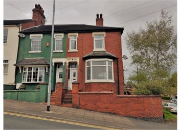Thumbnail 3 bed end terrace house for sale in Penkhull New Road, Stoke-On-Trent