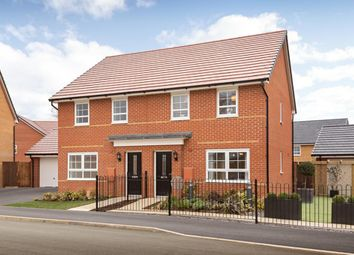 "Thumbnail 3 bed semi-detached house for sale in ""Maidstone"" at The Long Shoot, Nuneaton"