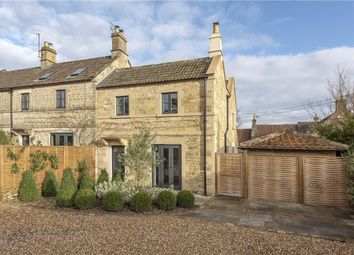 Thumbnail 3 bedroom semi-detached house for sale in Winsley, Bradford-On-Avon, Wiltshire