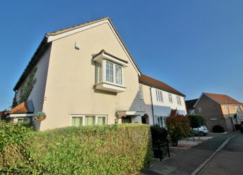 Thumbnail 4 bedroom link-detached house for sale in Malkin Drive, Church Langley, Harlow