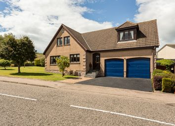 Thumbnail 5 bed detached house for sale in West Park Crescent, Inverbervie, Montrose, Angus