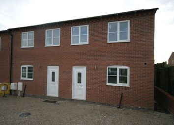 Thumbnail 2 bed terraced house to rent in Roman Close, Swadlincote, Derbyshire