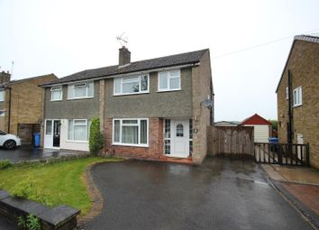 Thumbnail 3 bed semi-detached house for sale in Onslow Road, Mickleover, Derby