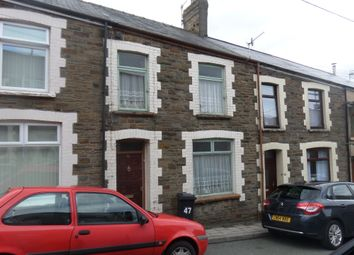 Thumbnail 3 bedroom terraced house for sale in Station Terrace, Dowlais, Merthyr Tydfil