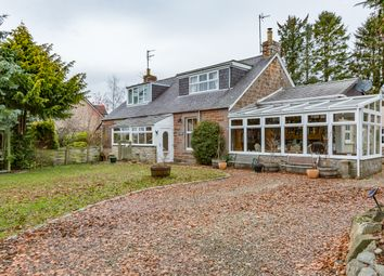 Thumbnail 3 bed semi-detached house for sale in Slateford Road, Edzell, Brechin