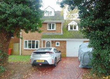Thumbnail 5 bed detached house to rent in Eisenhower Road, Laindon West