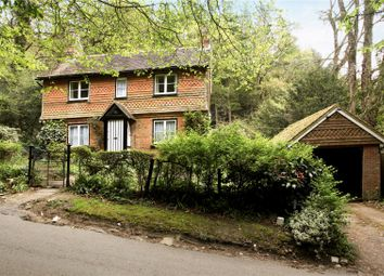 Thumbnail 2 bed detached house for sale in Horse Block Hollow, Cranleigh, Surrey