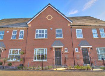 Thumbnail 3 bed terraced house for sale in Ordnance Road, Buckshaw Village, Chorley