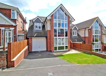 Thumbnail 4 bed detached house for sale in Kent Road, Mapperley, Nottingham