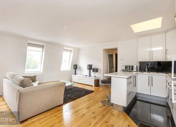 Thumbnail 1 bed flat to rent in Finchley Road, Belsize Park, London