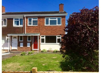 Thumbnail 3 bed semi-detached house for sale in Rumer Close, Long Marston