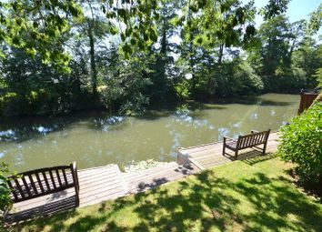 Thumbnail 4 bed detached house for sale in Esher Road, Hersham, Walton-On-Thames