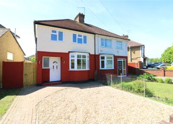 Thumbnail 3 bed semi-detached house for sale in St. Michaels Drive, Sheepcot Lane, Watford