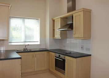 Thumbnail 2 bed flat for sale in Harrier Close, Calne