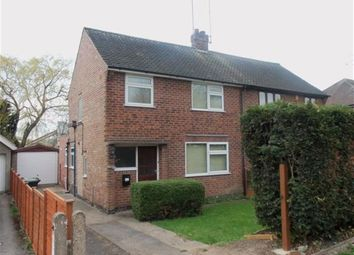 Thumbnail 3 bed semi-detached house to rent in Long Lane, Attenborough