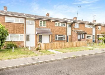 Thumbnail 3 bed terraced house for sale in Russell Close, Stevenage, Hertfordshire, England