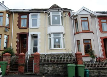 Thumbnail 4 bed terraced house for sale in Alexandra Terrace (S11), Mountain Ash