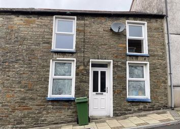 Thumbnail 3 bed terraced house for sale in Seymour Street, Mountain Ash