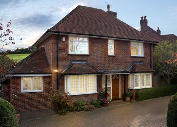 Farnham Road, Guildford GU2. 4 bed detached house for sale