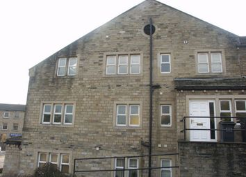 Thumbnail 2 bed flat for sale in The Oaks, Thongsbridge, Holmfirth