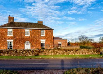 4 bed semi-detached house for sale in Saredon Hall, Saredon Road, Great Saredon, Wolverhampton WV10