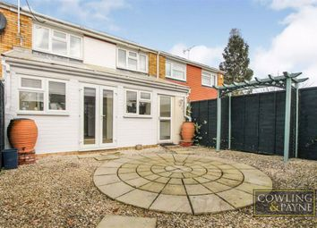 3 bed terraced house to rent in Thackery Row, Wickford, Essex SS12
