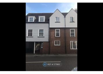 Thumbnail 1 bed flat to rent in St Dunstans Street, Canterbury