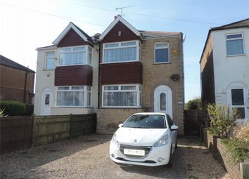 Thumbnail 3 bed semi-detached house for sale in Bexhill Road, St Leonards On Sea, East Sussex