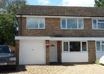 Thumbnail 3 bed semi-detached house to rent in Quarry Way, Southwater, Horsham