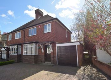 Thumbnail 3 bed semi-detached house to rent in Plough Road, Wellington, Telford.