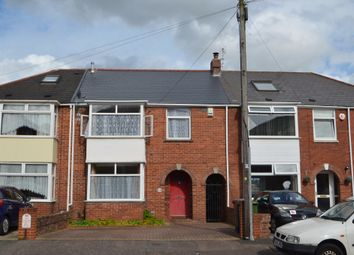 Thumbnail 3 bedroom terraced house for sale in Broadway, Exeter