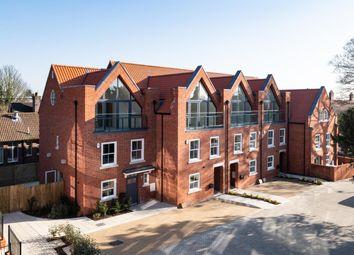 4 bed town house for sale in Oak Tree Gardens, Hatfield Road, St Albans AL1