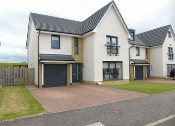 Thumbnail 4 bed detached house for sale in Cypress Rd, New Stevenson, Motherwell, North Lanarkshire