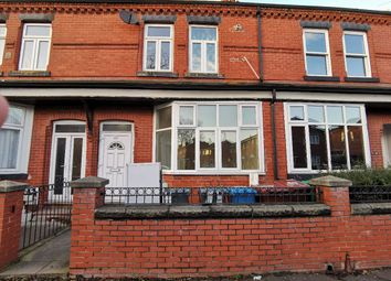 Thumbnail 2 bed flat to rent in Cromwell Grove, Levenshulme, Manchester