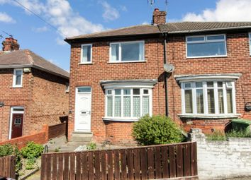 Thumbnail 2 bed semi-detached house for sale in Trent Street, Stockton-On-Tees