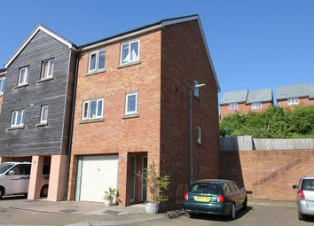 Thumbnail 3 bed end terrace house for sale in Frobisher Road, Newton Abbot