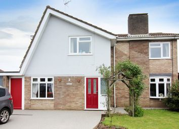 Thumbnail 4 bed detached house for sale in Spruce Avenue, Ormesby, Great Yarmouth