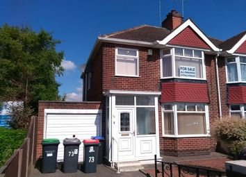 Thumbnail 3 bed semi-detached house for sale in Priestsic Road, Sutton-In-Ashfield, Sutton-In-Ashfield