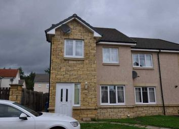 Thumbnail 3 bed semi-detached house for sale in 34 Galan, Alloa, Clackmannanshire