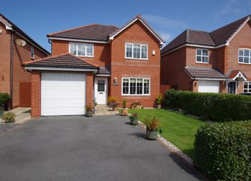 Thumbnail 4 bed detached house for sale in Llys Onnen, Llandudno Junction