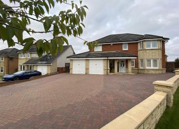 Thumbnail 5 bed property for sale in Greenoakhill Place, Uddingston, Glasgow