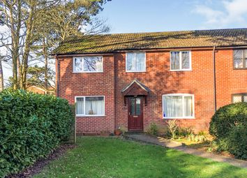 Thumbnail 5 bed semi-detached house for sale in William Armstrong Close, Elmswell, Bury St. Edmunds