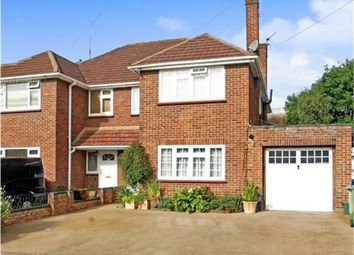 Thumbnail 3 bedroom semi-detached house for sale in Havers Avenue, Hersham, Walton-On-Thames, Surrey