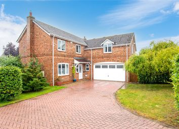 Thumbnail 5 bed detached house for sale in Mayflower Drive, Heckington, Sleaford, Lincolnshire